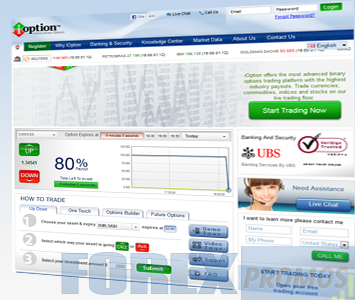 IQ Option review en ervaringen 2019. Perfecte broker voor beginnende traders?