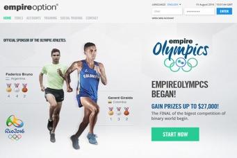 empire olympics