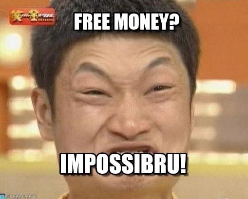 Free Money?