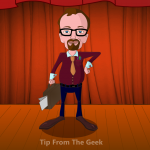 tip from the geek