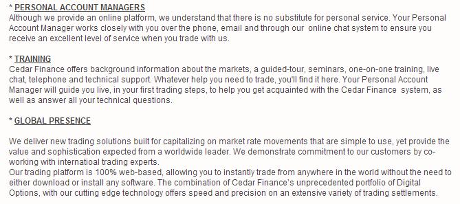 cedarfinance education