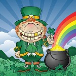 Rainbow Madness – Looking for the Leprechaun's Pot of Gold