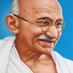 why is stuggle is good - gandhi