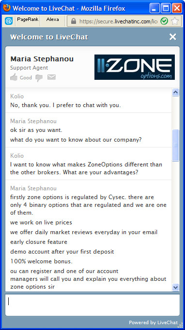 ZoneOption FAQ Preview