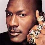 Michael Jordan 5 Rings