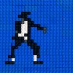 michael jackson robo dance
