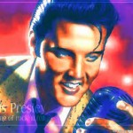 elvis the king!