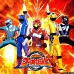 Japan Power Rangers