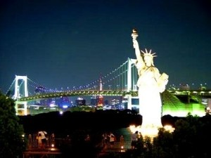 Statue of Liberty in the US
