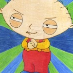 Stewie Griffin kidding me