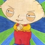Stewie Griffin kidding me