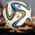 Brazil 2014 Ball - Best place to start