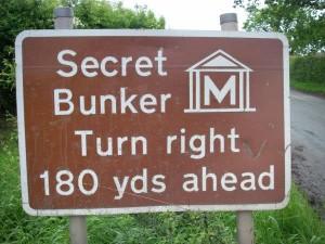 Sshhhh don't tell the secret!