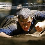 Obstacles course in army