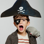 Eye Patch Pirate Arrr!