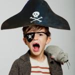 Eye Patch Pirate Arrr!