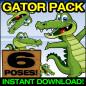 Get the Alligator!