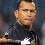alex rodriguez srike 3 - you're out!