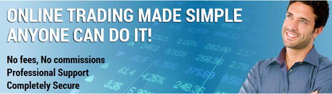 online trading made simple!