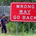 Wrong Way! Mistakes Happen