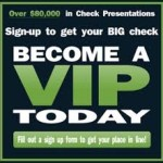 Become a VIP today!