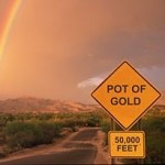 Pot of Gold sign