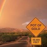 Pot of Gold sign
