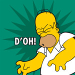 Homer goes D'OH!