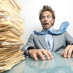 piles of complaints