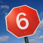 when you see the 6 sign, it's a scam
