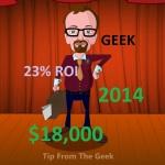 Geek Recaps 2014