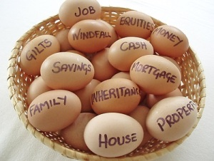 Put your eggs in 1 basket?