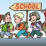 New School, Yay!