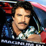 Tom is the Magnum!