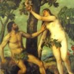 Adam and Eve on Genesis