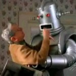 The Robots Attack!!