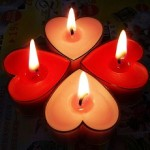 4 Candles for profit