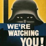Beware, we're watching you!