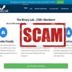 beware, Binary Lab might be a major scam