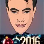 Okane celebrates 2016