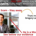 overnight profits scam