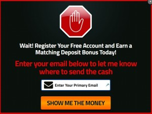 Learn how to lose cash quickly!