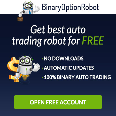 Open a Free Binary Options Robot Account