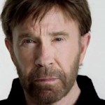 Chuck Norris Watching You!