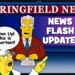 Watch out for the news!