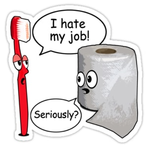 Your Job Sucks?