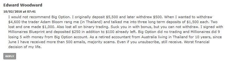 edward scamwatch