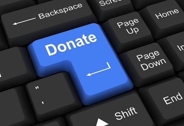 8 ways donate