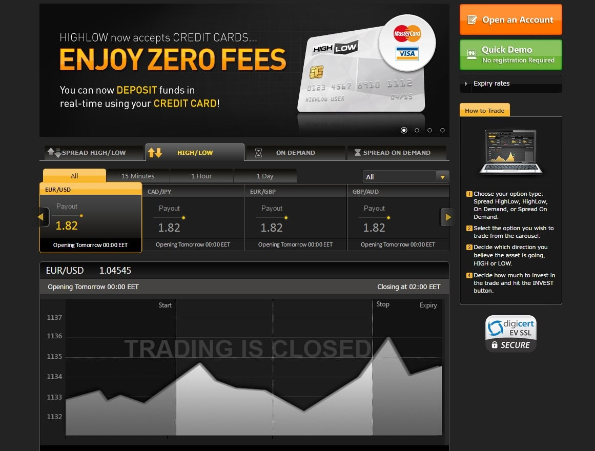 Free forex demo account for mac