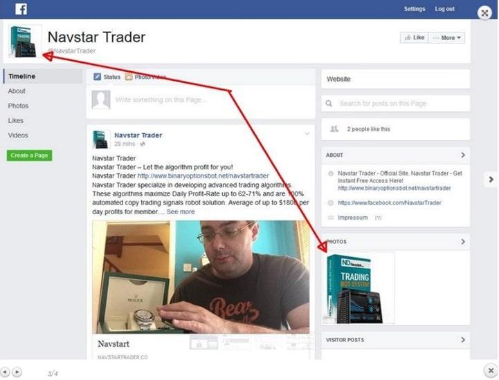 navstar trader facebook